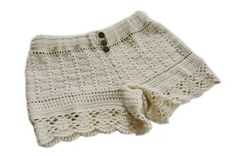 crochet shorts patterns free