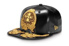 Jeremy Scott x New Era 2013 Spring/Summer Headwear Collection: Designer Jeremy Scott has seemingly jumped into every realm of fashion design throughout his career Jeremy Scott, Scott Kelly, Nba Hats, Supra Shoes, Leather Baseball Cap, Embroidered Caps, New Era Hats, Red Bandana, Fitted Caps