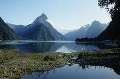 Milford Sound, Nouvelle Zélande