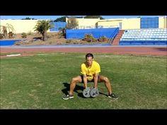 ▶ Crossfit by Peppy Fitness - sirkeltrening med manualer - YouTube