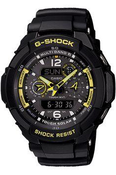 G-Shock #Solar #Atomic @GSHOCK_OFFICIAL
