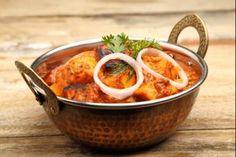 Recette de Korma indien de gambas aux arachides, épices douces rapide