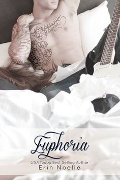 Book three of The Book Boyfriend Trilogy by Erin Noelle - first 2 were Metamorphosis and Ambrosia.  3.5 Stars.