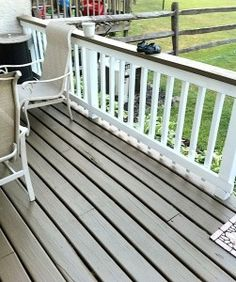Deck Refinishing | LaffCo. Painting