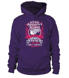 I'm An August Woman   => Check out this shirt by clicking the image, have fun :) Please tag, repin & share with your friends who would love it. #mothers #mom #grandma #hoodie #ideas #image #photo #shirt #tshirt #sweatshirt #tee #gift #perfectgift #birthday #Christmas