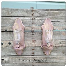 Wall Sconce Candle Wall Sconce Shabby Chic by TimelessNchic #lilac #lavender #wallsconce #candlewallsconce #candleholder #luxe #walldecor #homedecor #interior #design #etsy #timelessnchic #gypsy #Bohemian #victorian #hollywood #shabby #french #cottage #farmhouse #country #rustic