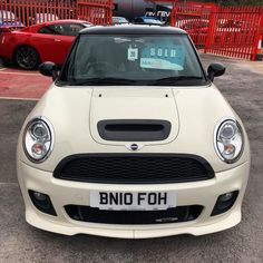 We don't seem to do to bad with these little Mini's when we get them . #mini #minicooper #minicoopers #cooper #coppers #johncooper #johncooperworks #rsdirect #sold #yate #bristol