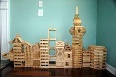 Kapla Skyline Wood Architecture, Scouts, Plank, Skyscraper, Lego, Bridge, Construction, Education, Building