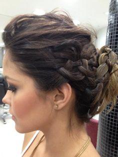 Blog Cris Moreira - make e penteado para noivas na mulher cheirosa 11