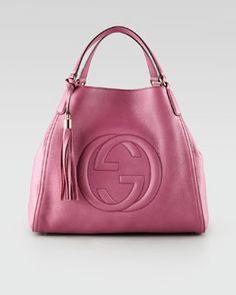 L7236 Gucci Soho Medium Shoulder Bag