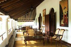 beautiful caned furniture