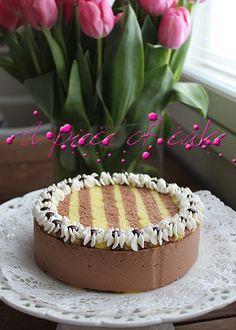 Sopivasti ihana: Täytekakut Vanilla Cake, Tiramisu, Ethnic Recipes, Desserts, Food, Tailgate Desserts, Deserts, Eten, Postres