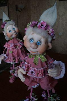 Мастерская авторской куклы