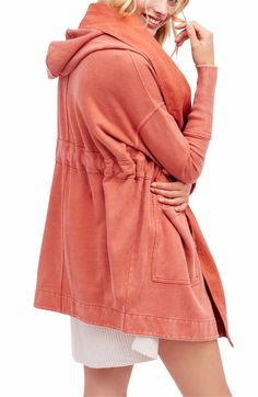 Main Image - Free People Brentwood Cotton Cardigan
