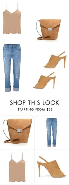 """""""Untitled #2105"""" by niqu2693 ❤ liked on Polyvore featuring Loeffler Randall, Etro and Diane Von Furstenberg"""