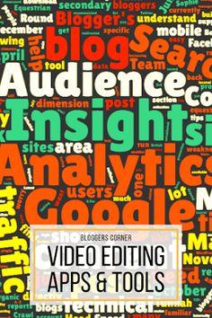 Blogger's Corner: Video Apps
