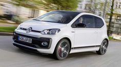 Volkswagen Up GTI front quarter