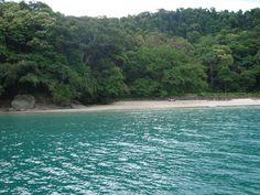 Praia do Pingo D'água, Angra dos Reis (RJ)