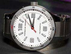Porsche Design Flat Six P'6310 #watch #porsche