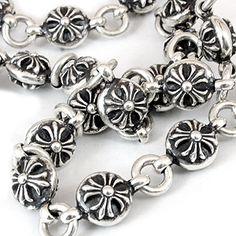86fa4bcc4abc Chrome Hearts Silver Accessories