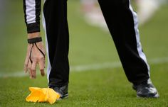 NFL referees are worse than ever and here's why. Nfl News, Sports News, Cbs Sports, Green Bay Packers Game, Team Games, Referee, San Francisco 49ers, Packers Games, Mistakes