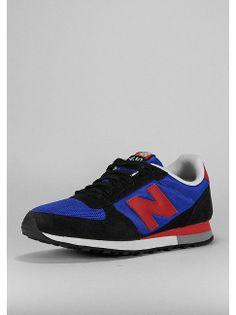 0122d9d3dd77 New Balance Schuh U 430 KBR navy red für 60,00 Euro bei SNIPES.  Artikelnummer  1002623