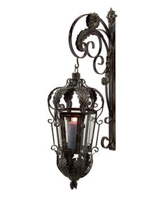 Look at this Balfour Lantern Sconce on #zulily today!