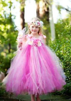 Couture Garden Princess Tutu Dress