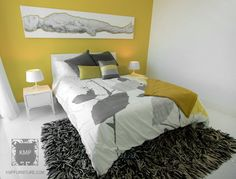 KMP Furniture - Bedroom