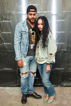 Twin Shadow en Zoë Kravitz - Dit was er te zien op de beste modefeestjes van Coachella 2016