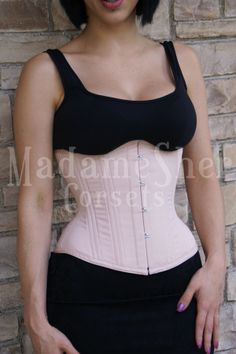 Madame Sher Corsets » Underbust