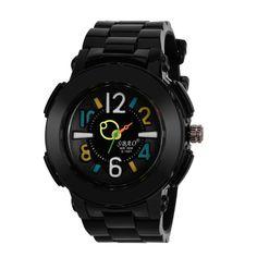 Quartz Kids Children's Silicone Digital Wrist Watch Waterproof Boys Girls Black | Jewelry & Watches, Watches, Parts & Accessories, Wristwatches | eBay!
