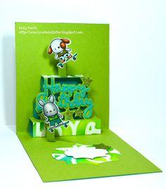 Lovin The Life I Color: Noah's Birthday Card......