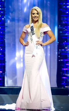 Miss Nevada from Miss Teen USA 2016 Semifinalists Miss Nevada, Miss Louisiana, Miss Teen Usa, Usa 2016, Beauty Pageant, Beauty Queens, Formal Gowns, My Beauty, Black Tie