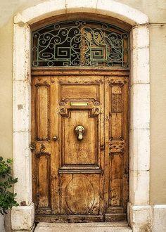 Cassis French Door, Georgia Fowler