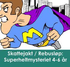 Superheltmysteriet er et ordentlig spennende eventyr for alle små superhelter. Skurken med den grønne masken har plassert en bombe i Big City! SuperSimon behøver hjelp med å bekjempe skurken og knekke koden for å uskadeliggjøre bomben. En kjempemorsom skattejakt med spennende gåter og utfordringer å løse, i fantasieggende design! Du får alt du behøver og fikser barnas morsomste superheltfest på mindre enn en halvtime! Perfekt til barnebursdagen hjemme! Winnie The Pooh, Disney Characters, Fictional Characters, History, Winnie The Pooh Ears, Pooh Bear, Fantasy Characters
