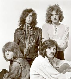 Archive Entertainment On Wire Image: Led Zeppelin