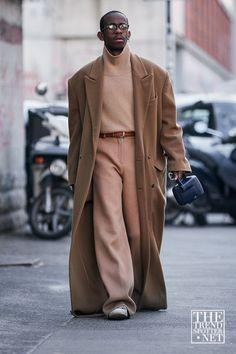The best street style of Milan Fashion Week Men A / W 2019 - Style . - The best street style of Milan Fashion Week Men A / W 2019 – Style the - Mens Fashion Week, Look Fashion, Winter Fashion, Fashion Weeks, Best Fashion For Men, Fashion Edgy, Spring Fashion, High Fashion, Fashion Basics