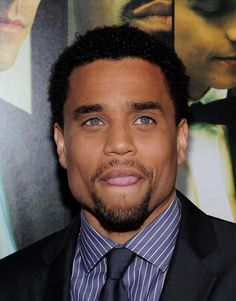 Michael Ealy... pretty sure I could look into his eyes allllllllll day.
