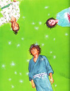 Takehiko Inoue, Vagabond, Art of Vagabond: Water, Matahachi Hon'iden, Otsu, Takezo