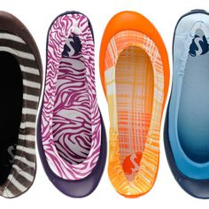 SWYT | Fun Flats For Girls On The Go...all proceeds go towards the fight against bullying.