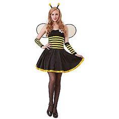 Bumble Bee Womens Halloween Costume - $29.74