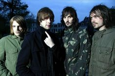 Photo of Sergio PIZZORNO and Chris EDWARDS and KASABIAN and Tom MEIGHAN and Christopher KARLOFF LR Chris Edwards Tom Meighan Sergio Pizzorno...