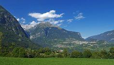 #SanLorenzoinBanale Trento Italia al cospetto delle #Dolomiti di #Brenta #visitacomano