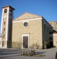 Chiesa di Montecastello - Morra De Sanctis