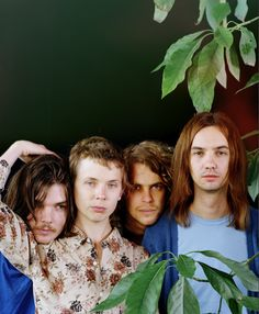 """Tame Impala's frontman Kevin Parker isn't a mad scientist—he just plays one while at home in Perth between tours. """"I'm inventing a surround-sound omni-guitar,"""" the Australian says of his off-duty activities, before catching himself and declining to say more. """"It's going to be awesome, trust me."""""""