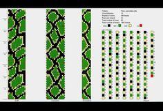 Жгуты из бисера схемы Crochet Bracelet Pattern, Bead Crochet Patterns, Bead Crochet Rope, Beaded Jewelry Patterns, Bracelet Patterns, Beading Patterns, Diy Earring Holder, Snake Patterns, Bead Loom Bracelets