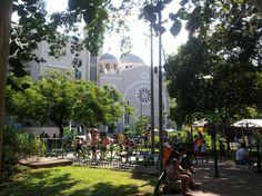 O Bairro do Grajaú, que completa 100 anos de fundação no dia 15 de agosto,  e para celebrar a data, o local receberá uma série de eventos na Praça Edmundo Rego, todos gratuitos (alguns o ingresso é trocado por 1kg de alimento não perecível).