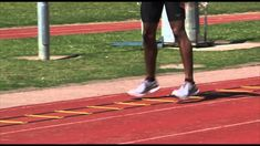 Long Jump Warm Up Agility Ladder Drills Agility Ladder Drills, Runner Tips, Triple Jump, Long Jump, Track And Field, Coaching, Warm, Sports, Youtube