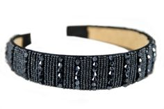 Serre tête avec strass noir Accessories, Html, Bullet Journal, Black Hair, Black Heads, Jewelry Accessories